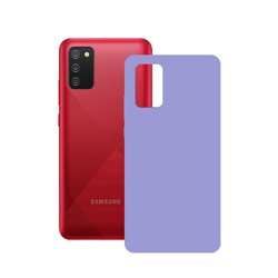 Custodia per Cellulare Samsung Galaxy A02S KSIX GALAXY A02S Lavanda