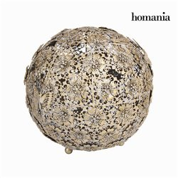 Gold blumen und schmetterling ball - Art & Metal Kollektion by Homania