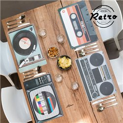 HiFi Retro Table Mat