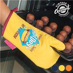 """Manopla de Cocina Food Vintage Coconut """"Best Burgers"""""""
