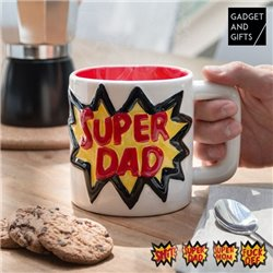 """Taza de Cerámica Slogans Gadget and Gifts """"Fuck Off"""""""