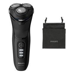 Rasoio elettrico Philips Serie 3000 S3233/52 Nero (Ricondizionati B)