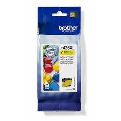 Cartuccia d'inchiostro compatibile Brother LC426XLY Giallo