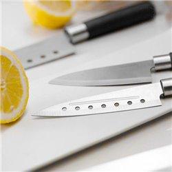Cuchillos Santoku Cecotec (set de 4)