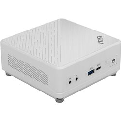 Mini PC MSI Cubi 5 10M-252EU Intel® Core™ i5-10210U 8 GB DDR4 512 GB SSD Bianco