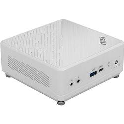 Mini PC MSI Cubi 5 10M-251EU Intel Core i7-10510U 16 GB DDR4 1 TB SSD Bianco