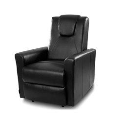 Poltrona Relax Massaggiante Nera Cecorelax 6151