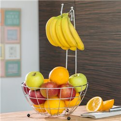 Coupe à fruits avec crochet