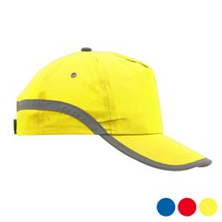 Unisex hat Reflective 143120 Yellow