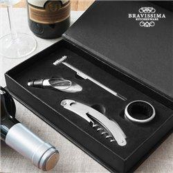 Bravissima Kitchen Set of Wine Accessories (4 pieces)