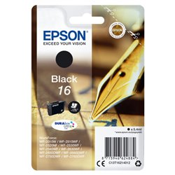 Cartuccia d'inchiostro compatibile Epson T1621 Nero