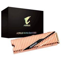 Hard Disk Gigabyte AORUS Gen 4 M.2 1 TB SSD