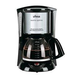 Filterkaffeemaschine UFESA CG7232 Avantis 70 800W Schwarz Grau Rostfreier Stahl