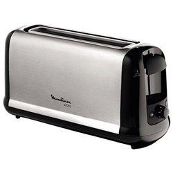 Moulinex Toaster Subito 1000W Grey Inox