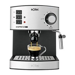 Express Manual Coffee Machine Solac CE4480 Expresso 19 bar 1,25 L 850W