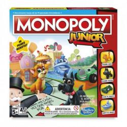 Hasbro Juego de Mesa Monopoly Junior