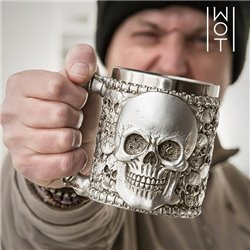 Tazza Teschio Wagon Trend Multiple Skulls