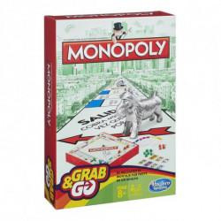 Hasbro Monopoly Viaje
