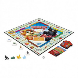 Hasbro Monopoly Junior Électronique