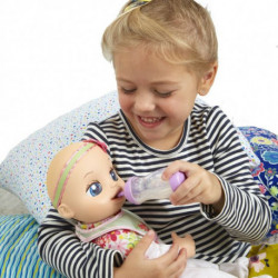 Hasbro Baby Alive Bebé Interativo (Loura)