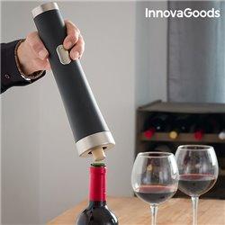InnovaGoods elektrischer Korkenzieher mit Folienschneider