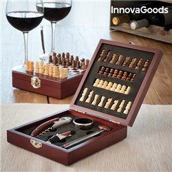 InnovaGoods Chess Wine Set (37 Pieces)