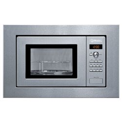 Balay Microondas Integrable con Grill 3WGX1929P 18 L 800W Acero inoxidable