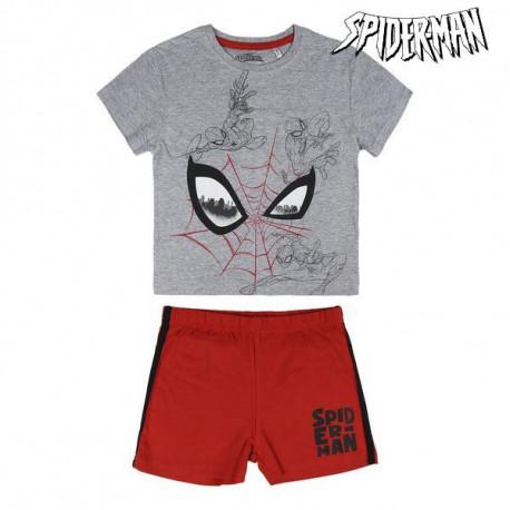Spiderman Pijama de Verão 73471 4 anos