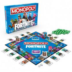 Hasbro Monopólio Fortnite
