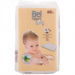 Bel Cotton Wool Pads Nature (60 uds)