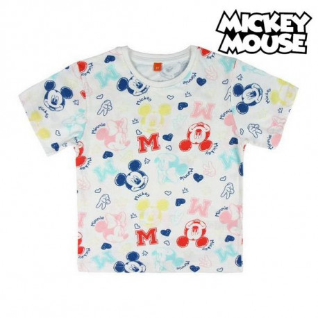 Mickey Mouse Maglia a Maniche Corte per Bambini 73717 6 anni