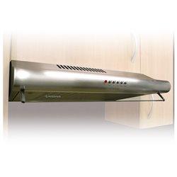 Hotte standard Nodor 60I 1809 60 cm 180 m3/h 45 dB 125W Acier inoxydable