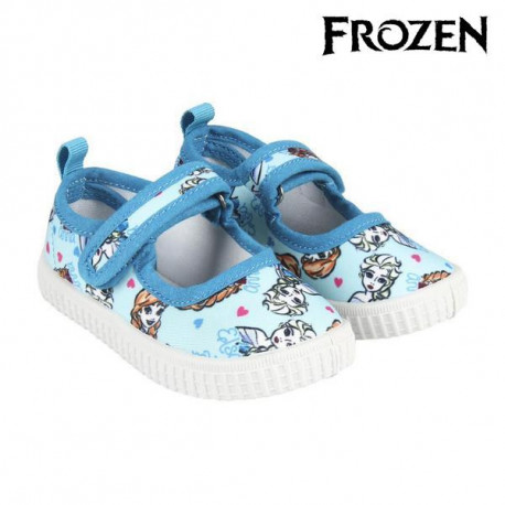 Frozen Children's Casual Trainers 73561 Blue 23
