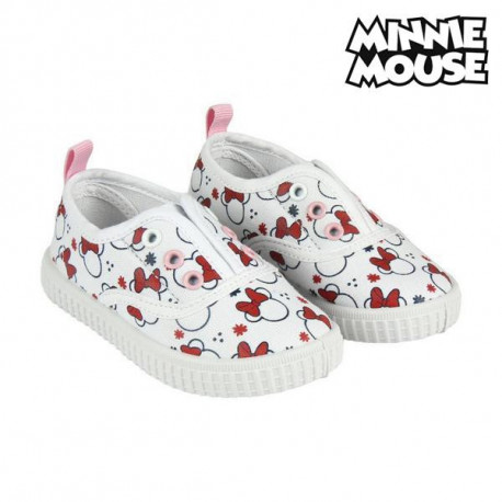 Minnie Mouse Chaussures casual enfant 73554 Blanc 23