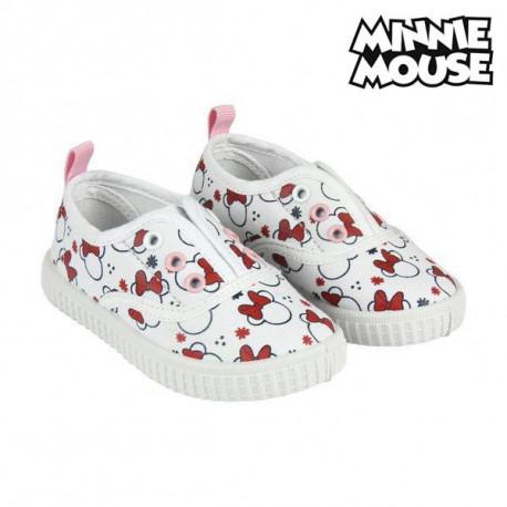 Minnie Mouse Jungen Sneaker 73554 Weiß 24