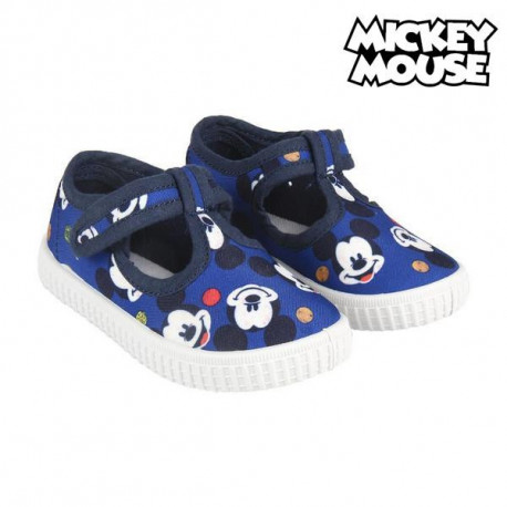 Mickey Mouse Children's Casual Trainers 73545 Blue 21