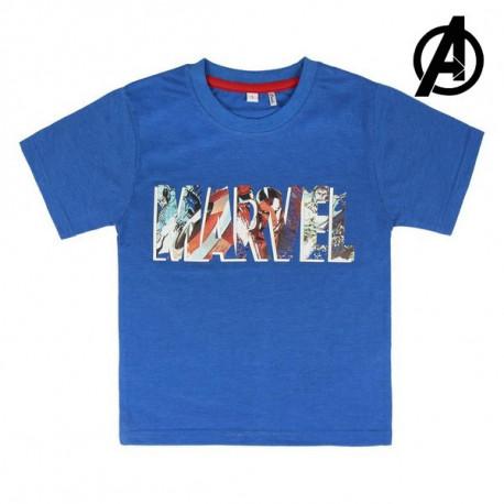 Marvel Maglia a Maniche Corte per Bambini 73492 4 anni