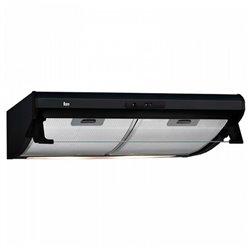 Hotte standard Teka C6420BK 60 cm 375 m3/h 73 dB 316W Noir Acier inoxydable
