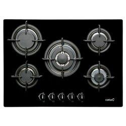Plaque au gaz Cata L705CI (70 cm) Noir (5 Cuisinière)