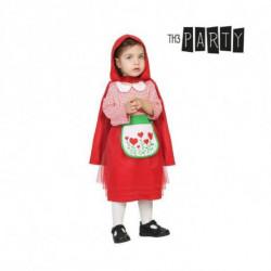 Déguisement pour Bébés Chaperon rouge (2 Pcs) 6-12 Mois