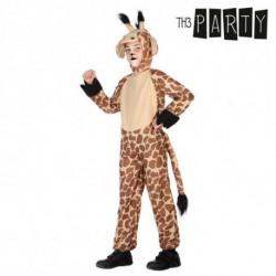 Déguisement pour Enfants Girafe (2 Pcs) 10-12 Ans