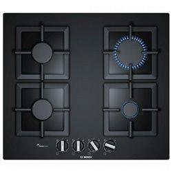 Plaque au gaz BOSCH PPP6A6B20 (60 cm) Noir (4 Cuisinière)