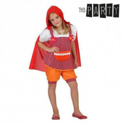 Costume for Children Little red riding hood (3 Pcs) 10-12 Years