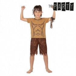 Costume for Children Jungle man (4 Pcs) 5-6 Years
