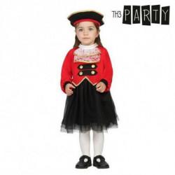 Verkleidung für Babys Pirat (3 Pcs) 6-12 Monate