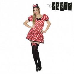 Costume per Adulti Topina (2 Pcs) XS/S