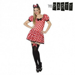 Costume for Adults Little female mouse (2 Pcs) XL