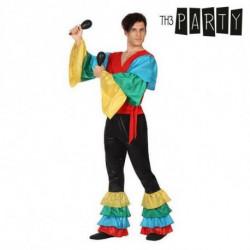 Costume per Adulti Danzatore di rumba (2 Pcs) XL