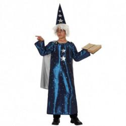 Disfraz para Niños Mago (3 Pcs) 7-9 Años