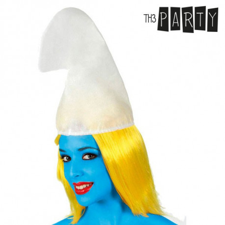 Cappello con Parrucca